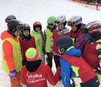 Lyžařské kurzy 2019